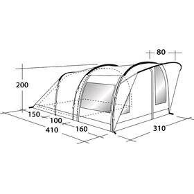 Outwell Rockwell 5 - Tente - bleu